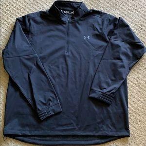 Under armor, quarter zip jacket
